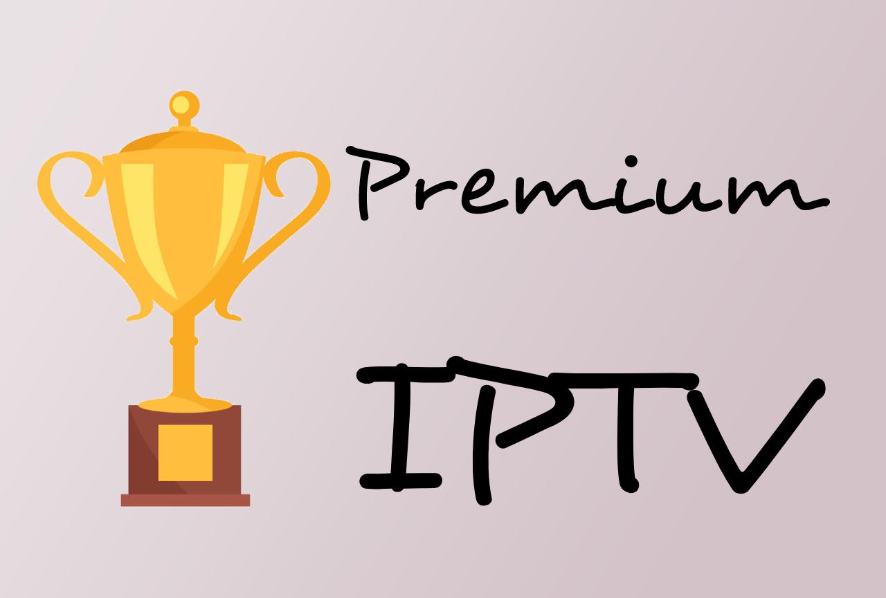 PremiumPaket.shop - Skandinavisk IPTV Leverantör