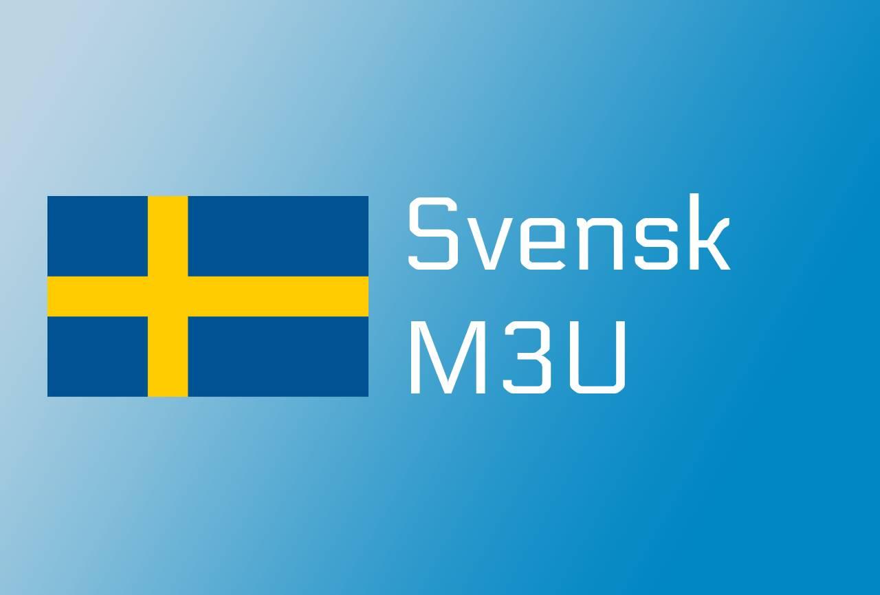 SvenskM3U.store - Viasat C More IPTV