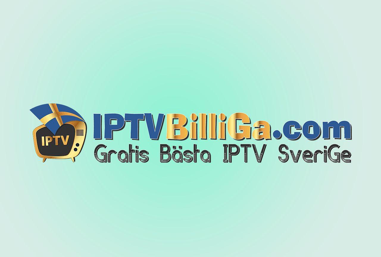 IPTVBilliga - AliExpress IPTV Nordic Sweden