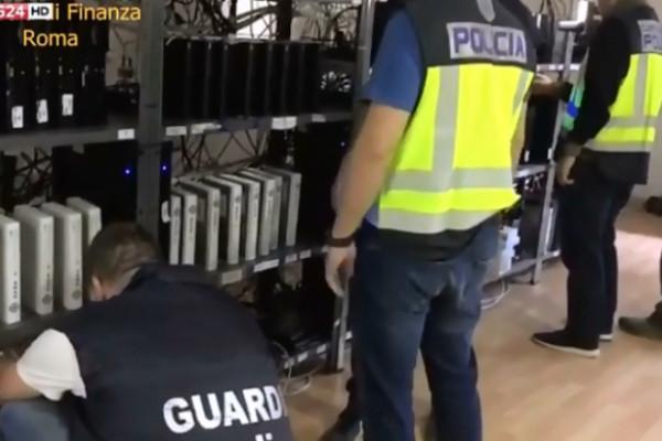 Polistillslag mot IPTV-leverantörer