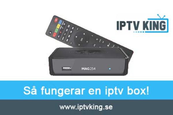 Tillslag mot illegalt IPTV-nätverk